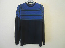 John Smedley essery Jacquard Fair Isle impresión Sweater