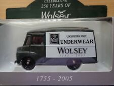 3 LIMITED EDITION LLEDO VANS CELEBRATING 250 YEARS WOLSEY IN BOX