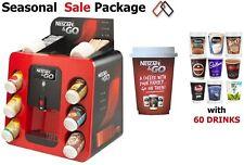 Nescafe and Go Machine & 2Go Drinks SALE Seasonal Package over 80 items