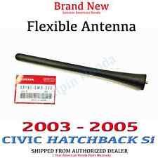 2003- 2005 Honda CIVIC HATCHBACK Si Genuine Factory OEM Antenna 39151-SWA-305