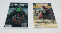 Hellboy & The BPRD 1955: Occult Intelligence (#1, #2,) lot of 2 VF/NM Dark Horse