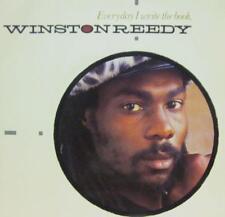"Winston Reedy(7"" Vinyl)Everyday I Write A Book-Priority-P 14-UK-1986-Ex/VG"