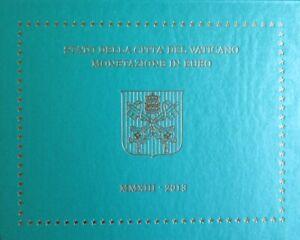 VAX2013.1 - COFFRET BU VATICAN - 2013 - 1 cent à 2 euros