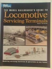 Kalmbach Book Model Railroader's Guild to Locomotive Servicing Terminials# 12228