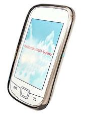 SILICONE TPU per cellulare Cover Case Guscio Guscio in Smoke per Samsung i5800