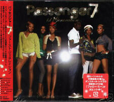 Passenger 7 - 1st Generation - Japan CD+2BONUS - NEW Passenger7