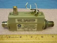 Bird Electronics 4153H Thruline Power Sensor RFL 15W FWD 15/75W 49.5-202MHz