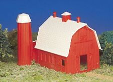 Bachmann Plasticville H O Building Kit Red Barn 45151