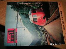 Notre Metier La vie du Rail n°361 Ligne du St Gothard Chef de Train 241-P Dijon