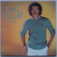 LIONEL RICHIE Self-titled 1982 OZ Motown gatefold EX/EX