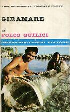 Folco Quilici GIRAMARE