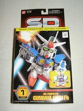 SD Gundam RX-78 GP01Fb Gundam GP01Fb 1/144 scale model