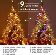Minger LED Strip Lights Govee 16.4ft RGB 5050 LED Tape Lights
