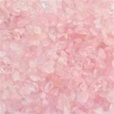 300 g Rosenquarz Trommelsteine ca. 8 - 10 mm Wassersteine  A - Qualität