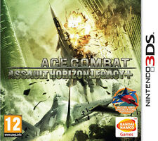 Ace Combat Assault Horizon Legacy Plus Nintendo 3DS IT IMPORT NAMCO