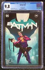 CGC 9.8 Jerome Opena BATMAN 100 Variant TYNION 1st GHOST-MAKER Joker Punchline A