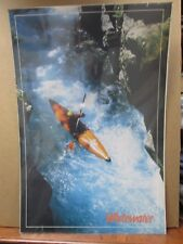 Vintage 1987 rafting whitewater raft boat Inv#G1257