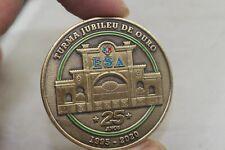 Escola De Sargentos Das Armas Curso De Artilharia ESA Challenge Coin