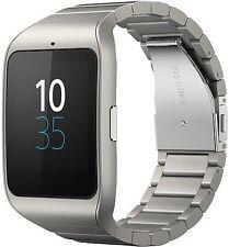 Sony Xperia Smart Watch 3 (SWR50) metall 1,6 Zoll Wasserdicht GPS Metall-Armband