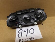 2008 Volkswagen Passat Used AC and Heater Control Stock #840-AC
