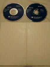 Windows 7 Professional 32-bit & 64-bit Service Pack 1 w/ Product Key