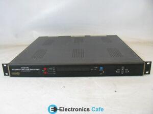 Evertz 8084 Digital Closed Caption Encoder