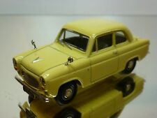 VANGUARDS FORD 100E - YELLOW 1:43 - EXCELLENT CONDITION - 5