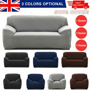 Universal Seater Sofa Covers Slipcover Elastic Stretch Settee Protector Couch
