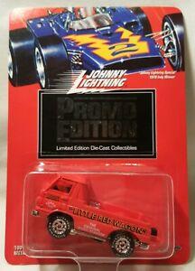 "Bill ""Maverick"" Golden's Dodge Little Red Wagon Johnny Lightning Promo 1:64"