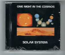♫ - ONE NIGHT IN THE COSMOS - SOLAR SYSTEM - 12 TITRES - 2009 - NEUF NEW ♫