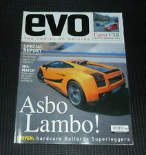 EVO Magazine, May 2007