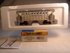 HO Walthers Trinity 100 Ton Cement Covered Hopper Calaveras #140 Item 932-5388