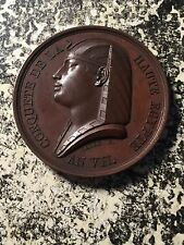 An 7 (1799) France Conquest of Upper Egypt by Galle Medal Lot#6446 ~35mm