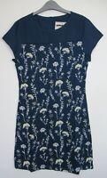 New Brakeburn summer Dandelion Print Jersey  Dress - Size 8 - 18