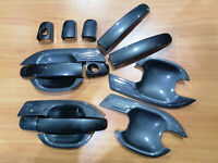 Door Handle Bowl&Door Handle Cover Ford Ranger18 Wildtrak Accessories Car 11Pcs.