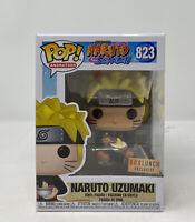 Funko Pop #823 NARUTO UZUMAKI  Box Lunch Exclusive W/ Pop Protector
