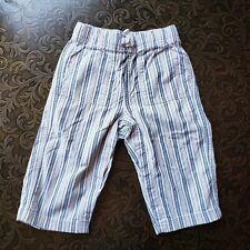 Baby Gap Boys Striped Pants 12-18 Months