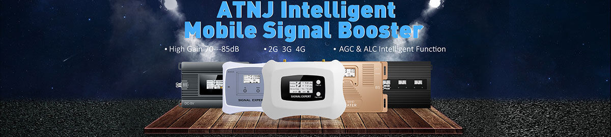 ATNJ Official Mobile Signal Booster