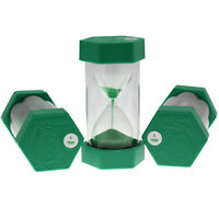 Tink n Stink Large Sand Egg Hourglass Timer 1 Minute SEN ADHD ASD