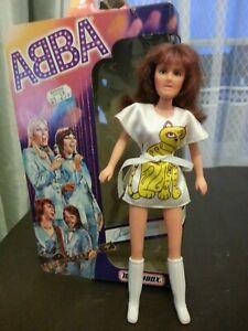 ABBA - Frida - FRIDA ANNI-FRID LYNGSTAD (1978 MATCHBOX DOLL IN BOX ORIG !!)