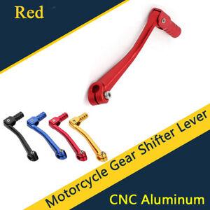 CNC Gear Shifter Lever For XR50 XR80 CRF50 CRF70 SSR 110 125 Dirt Bike Pit Bike