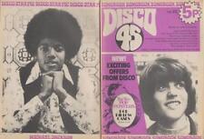 Donny Osmond Michael Jackson Jonathan King UK Mag