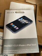 Stapel 100pc X Belkin Protect Handy Schutz IPHONE Bildschirm 4/5 Ipod