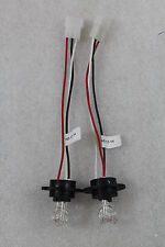 NEU! 2 x Haztec Xenon Blitzröhre Lampen BS-7121 incl. Kabel f. Kennleuchten