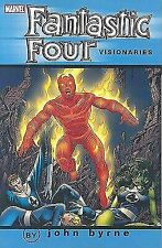 FANTASTIC FOUR VISIONARIES VOL 8 BY JOHN BYRNE~ MARVEL TPB NEW