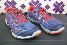 Merrell Women Bare Access Arc 4 Violet Storm Running Shoes Trainers UK 6.5 EU 40