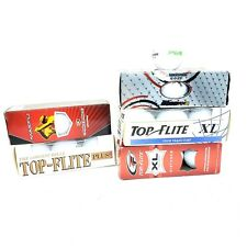 Bridgestone B330 RXS Mix Top Flite Golf Balls MaxFli Powermax Lot (22) Count