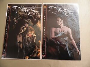 The Darkness Prelude #1 (Dynamic Forces 2002) Cover A+B / Free Domestic Shipping