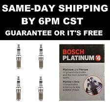 4 Bosch Platinum+4 4488 Spark Plugs 1998 1999 2000 2001 2002 2003 FORD ESCORT