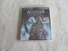 Assassin's Creed:  Revelations (Sony PlayStation 3, 2011) - FACTORY SEALED